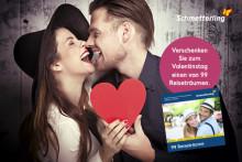 Mit einem Schritt zum Liebesglück - Schmetterling Marketing Aktion für alle Kooperationsbüros
