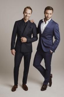 Crisp Films första TV-produktion ger Måns Zelmerlöw och Alexander Wiberg nominering i Kristallen 2017  - Årets manliga programledare.