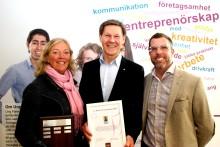 Huddinge bäst på entreprenörskap i skolan