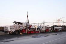 Infraservice Group har fått tillstånd att bedriva järnvägstrafik