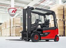 Linde Material Handling lanserar revolutionerande truck utan A-stolpar