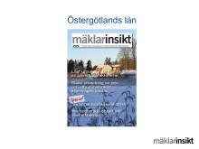 Mäklarinsikt Östergötlands län 2016:1
