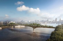 Thames Garden Bridge scheme to be scrapped