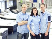 Hög trivsel bland anställda inom JYSK i Sverige