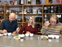 «TV2 Hjelper deg» tester kaffetraktere 24. januar