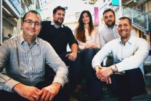 Prisbelönt startup från Sundsvall lockar till sig toppnamn