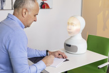 Interview Robot Tengai Market Ready in Sweden - TNG includes Product in its Unbiased Recruitment Services