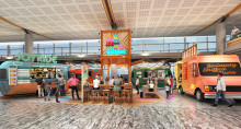 HMSHost-Umoe F&B Company  introduces Food Truck Festival concept to Oslo Airport Gardermoen
