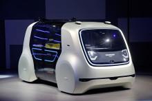 Bilsalongen i Genève: Volkswagen-koncernen tar framtiden till nutid