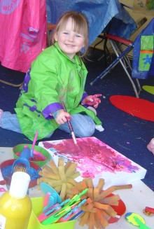 London's St Patrick's Day celebrations include inspiring  family fun with The Creation Station.