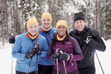Gunde Svan åker Vasaloppet – med Preems tävlingsvinnare