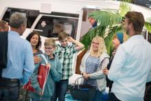 Pressinbjudan: Husbilsskolan, Gone camping, nyheter och seminarier