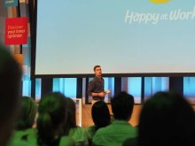 Happy at Work opens international hub in Budapest