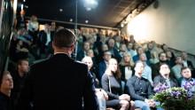 Världspremiär av Idfyed i Göteborg och Stockholm