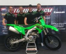 Kawasaki Sverige - Team Green signar MX1-förare