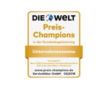 Das sind Deutschlands Preis-Champions