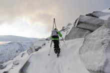 Bergans Storebjørn Pant/Salopette - vår mest tekniske fjellbukse