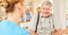 Studie visar unika resultat gällande vård av personer med demenssjukdom som tidigare upplevt trauma