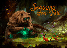 Seasons After Fall reveals its Launch Trailer