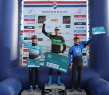 Rekdahl, Hægstad, Fossesholm og Sveum vant NC 6 Lillehammer