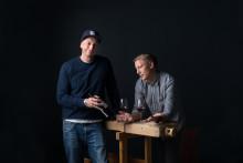 Vin och musik med Petter och Alf Tumble