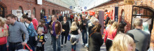Stort intresse inför Lakrits- och Salmiakfestivalen i Helsingfors
