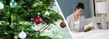 Eine entspannte Weihnachtszeit mit der vívosmart 4 von Garmin
