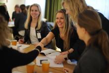 Womentor tio år firas av hundra IT-tjejer med makt