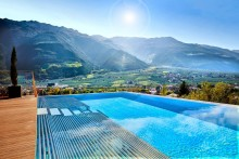 Hotels mit Sky Spa in Südtirol