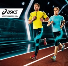 ASICS Marathongrupp 2014 presenterad