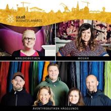 De är nominerade till Årets Handelspris i Luleå.