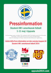 Guide: Sveriges trupp till Student-VM