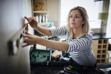 Elgiganten först i världen med klick-kök
