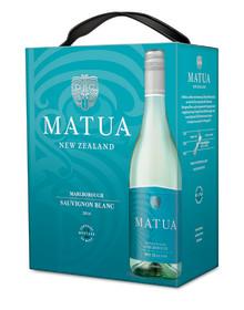 Hvitvinsnyhet fra New Zealand: Matua lanserer 1,5 liter Bag-in-Box