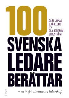 100 SVENSKA LEDARES INSIKTER SAMLADE I EN VIT BOK