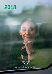 SJs Års- och hållbarhetsredovisning 2018