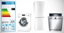 Energiatehokkailla kodinkoneilla voi säästää jopa satoja euroja vuodessa