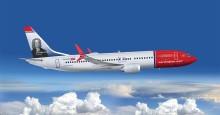 Jonathan Swift announced as Norwegian's latest tailfin hero