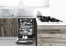 Jo flere tilbords, jo bedre - Asko introduserer markedets største oppvaskmaskin