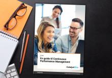 CatalystOne udgiver e-bog om Continuous Performance Management