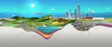 Geologisk – digital skolsatsning om geologi och samhälle