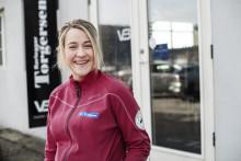 Vil få flere jenter til å velge samme yrke som Annlaug (25)