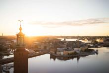 Fortsatt god konjunktur i Stockholm trots orolig omvärld