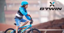 Cykelnyheter för fartfyllda barn