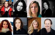 NYNORSK KVINNEKRAFT PÅ LITTERATURHUSET I OSLO 8. MARS