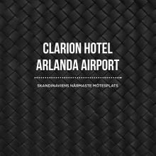 Hotell- och konferensfolder