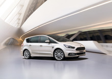 Új technológiákkal és új hajtásláncokkal érkezik a továbbfejlesztett Ford S-MAX és Ford Galaxy