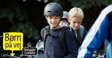 De ældste skolebørn kommer oftest til skade i trafikken