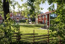 Bostäder vid Gretas backe vinner Huddinges byggnadspris