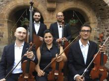 Damascus String Quintet – My Beautiful Homeland – nutida syrisk musik på Palladium Malmö 23 oktober